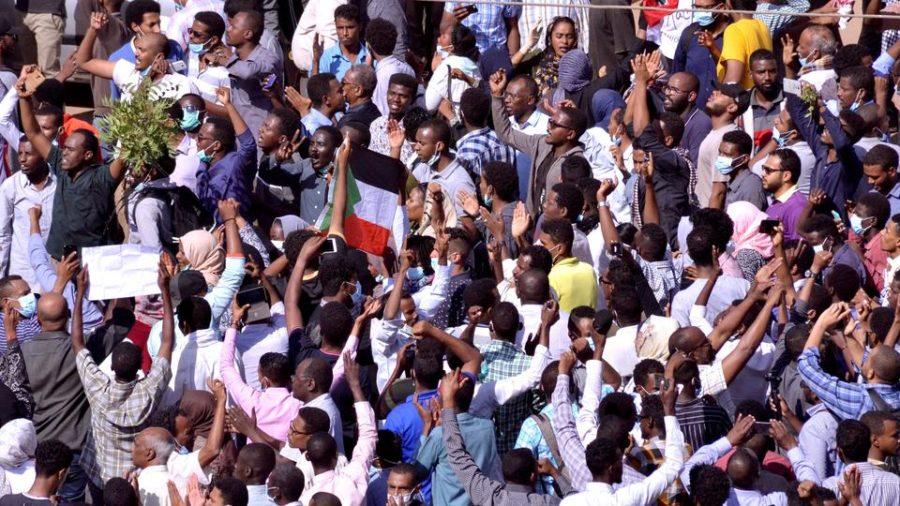 protests sudan e1548937373905