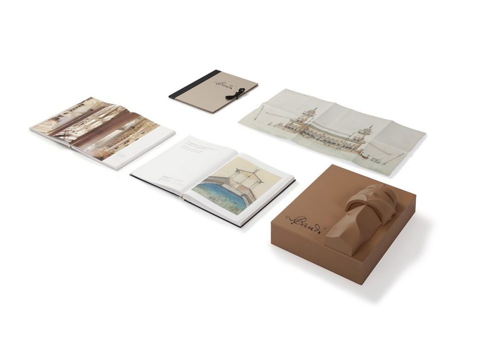 artika presents the artists book that brings gaudi back to life