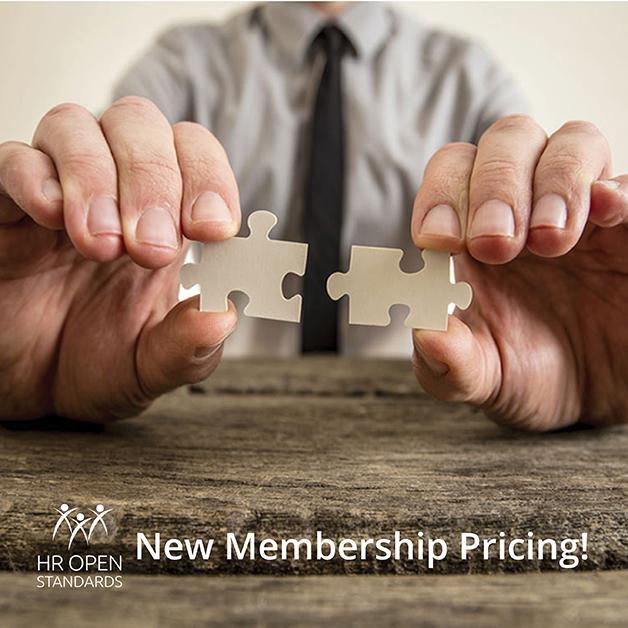 hr open standards consortium announces new membership pricing