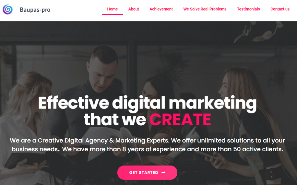 baupas pro digital marketing review what to expect