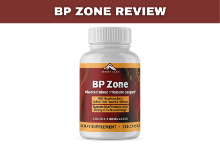 bp zone reviews does zenith labs bp zone supplement work benefits ingredients side effects and price