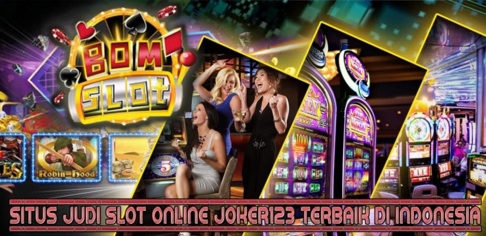 Online Slots Have Many Games With Many Interesting Variations Financial Market Brief