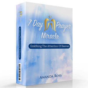 amanda ross 7 day prayer miracle review does it work pdf guide