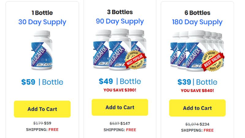 glucafix reviews price ingredients does it works