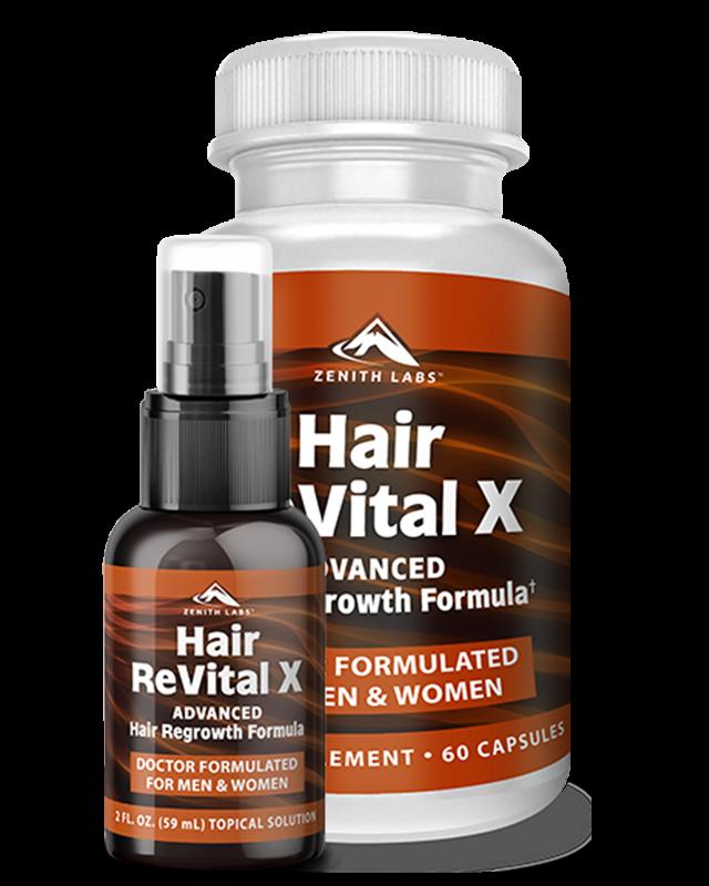 hair revital x supplement reviews safe ingredients