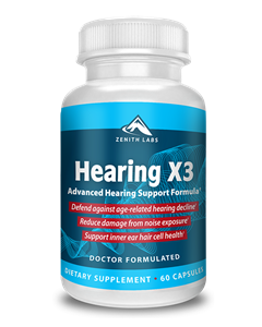 hearing x3 for tinnitus supplement reviews safe ingredients