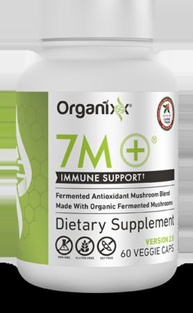 organixx 7m immune support reviews safe ingredients