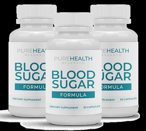 purehealths blood sugar formula reviews safe ingredients