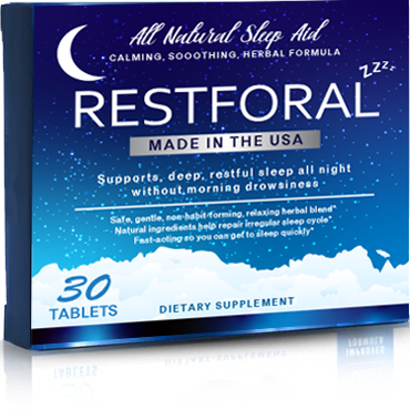 restorol review all natural herbal sleep aid formula