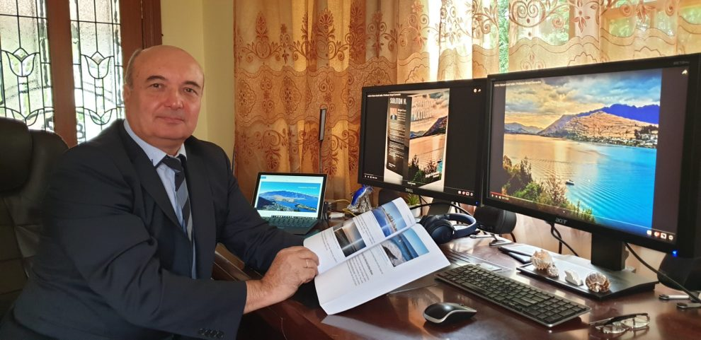 soliton nature book and video channel published by professor sergei eremenko