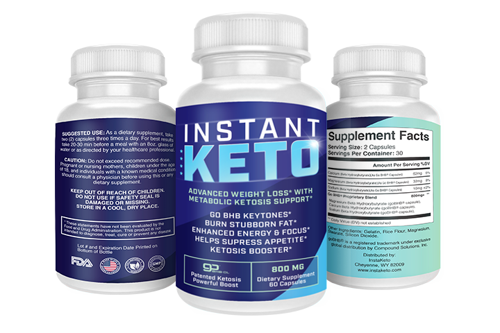 instant keto reviews must read shocking side effects