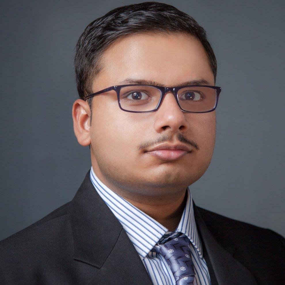 nirmalya thakur wins the young innovator award at the 2nd uila 2021