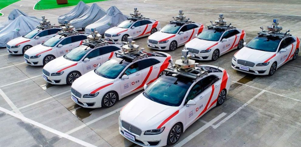 robotaxi market growth by covid 19 spread daimler ag didi chuxing easymile fiat chrysler automobiles