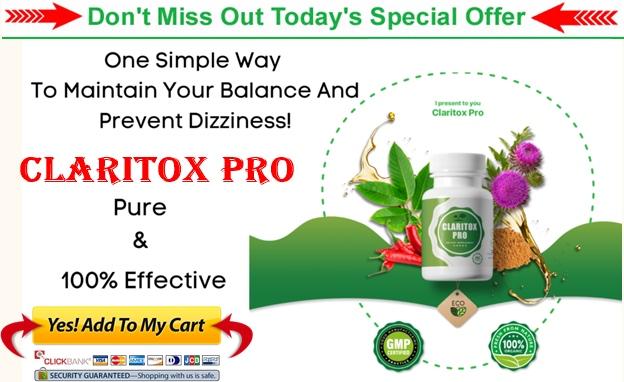 claritox pro uk scam alert advanced dizziness supplement reviewed